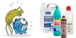 tipos-de-desinfectantes